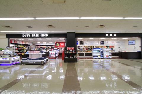 免税店 DUTY FREE SHOP